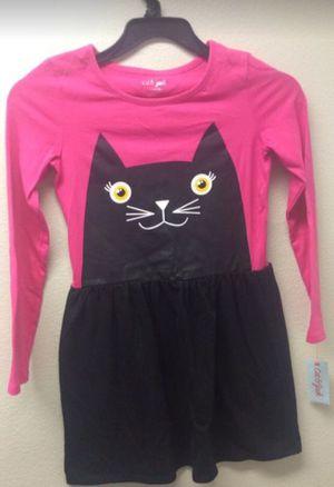 Cat & Jack. Black cat Girls Dress. Price is Firm. for Sale in Menifee, CA
