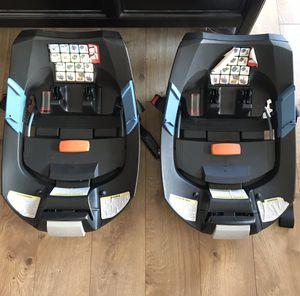 Cybex Platinum Aton Q Infant Car Seat Bases (2) for Sale in Fairfax, VA
