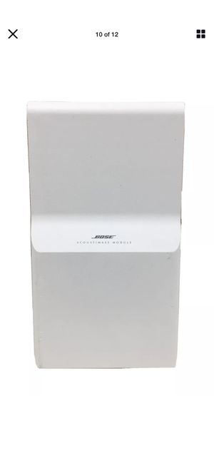 Bose Acoustic Mass Lifestyle 12 System for Sale in Escondido, CA