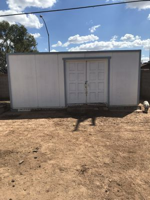 Huge Shed! for Sale in Mesa, AZ