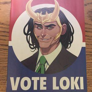 Vote Loki (2016) #1 for Sale in Green Cove Springs, FL