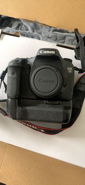 Canon 7D and Lenses for Sale in Monrovia, CA