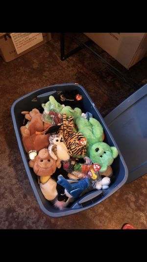 Beanie Babies - $3 each for Sale in Portland, OR