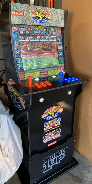 Arcades - 3/4 scales arcades thousands of games custom p and for Sale in Plano, TX