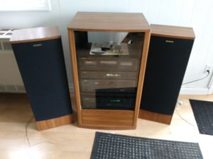 Onkyo home stereo complete awesome system for Sale in Cranston, RI