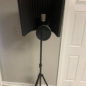 Studio Interface With Microphone for Sale in Jonesboro, GA