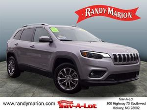 2019 Jeep Cherokee for Sale in Hickory, NC