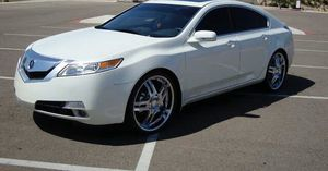 Reduced price 2009 Acura TL for Sale in Los Angeles, CA