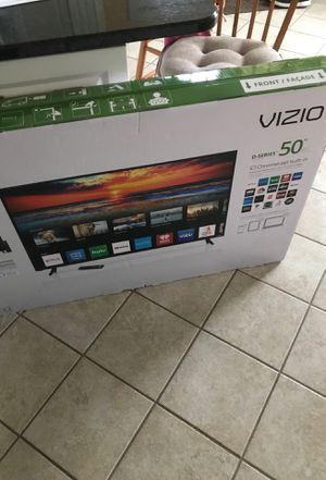 "Vizio 50"" smart tv for Sale in Glenburn, ME"