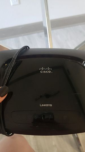 Linksys Wireless N Home Router for Sale in Houston, TX