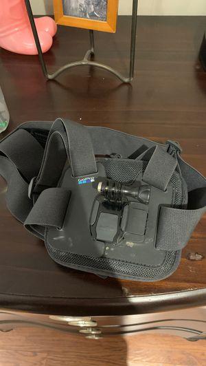 Go pro chest mount for Sale in Arlington, TX