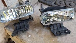 Chevy suburban fog lights(pair) for Sale in San Antonio, TX