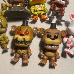 FNAF FUNKO POP set for Sale in Turlock,  CA