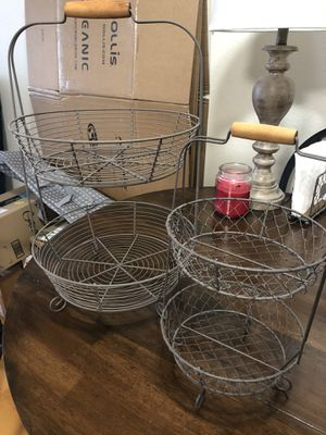 2 for 1 kitchen holder for Sale in Seattle, WA