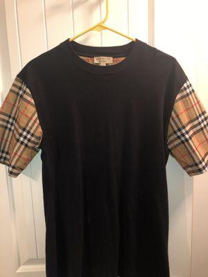 BURBERRY Unisex shirt for Sale in Atlanta, GA