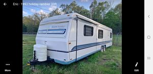 93 holiday rambler (CAMPER) great condition for Sale in Charlotte, NC