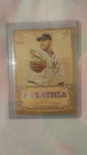 CC Sabathia New York Yankees for Sale in Poinciana, FL
