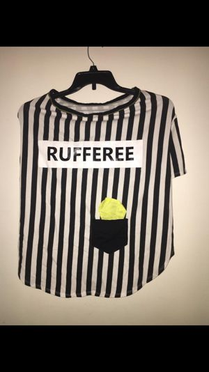 """Rufferee"" XL Dog Costume for Sale in Rockville, MD"