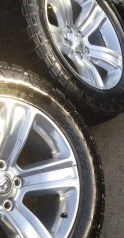 """Dodge Ram 20"""" Wheels OEM for Sale in Walnut,  CA"""