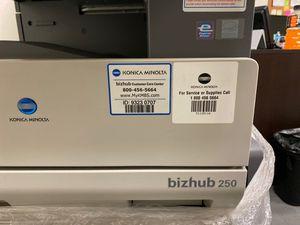 Printer Konica Minolta Bizhub 250 for Sale in Phoenix, AZ