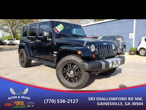 2009 Jeep Wrangler for Sale in Gainesville, GA