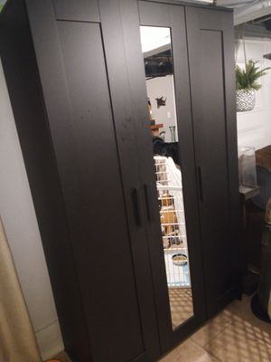 BIG CLOSET WITH MIRROR...$65.00 for Sale in Revere, MA