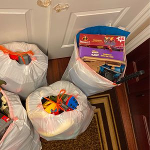 4 Bags Of Toys for Sale in Livonia, MI