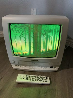 Panasonic TV VCR with remote for Sale in Phoenix, AZ