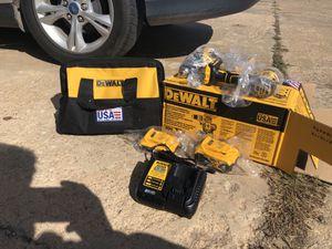 BRAND NEW IMPACT DRILL SET for Sale in Wichita, KS