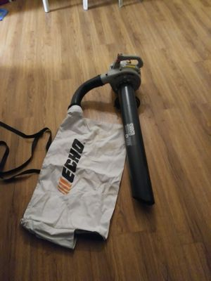 165 MPH 391 CFM 25.4cc Gas 2-Stroke Cycle Leaf Blower Vacu for Sale in Annandale, VA