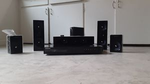 Blue ray 3D samsung suround sound home theater system for Sale in Red Bluff, CA
