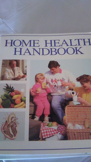 ~HOME HEALTH HANDBOOK~VERY INFORMATIVE~COLOR ILLUSTRATIONS ON EVERY PAGE~CAN'T SHOW ALL ONLY 12 PICS~ for Sale in Las Vegas, NV