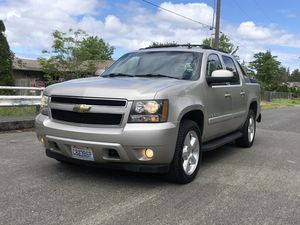2007 Chevy Avalanche LTZ for Sale in Tacoma, WA