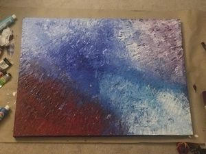 Acrylic painting on canvas 30 x 40 for Sale in Brentwood, MO