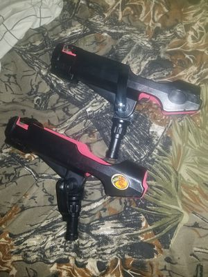 Two Bass Pro Fishing Rod Holders For Boats for Sale in Dover, PA