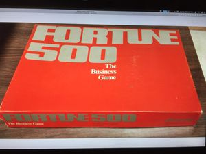Fortune 500 board game for Sale in Houston, TX