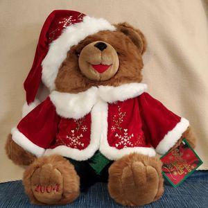 2004 Dan Dee Christmas Snowflake Teddy Plush Boy. for Sale in Riverside, NJ