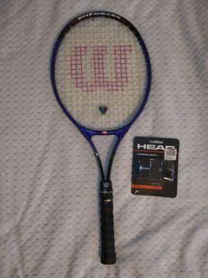 Wilson enforcer tennis racket $20 for Sale in Hillsboro, OR