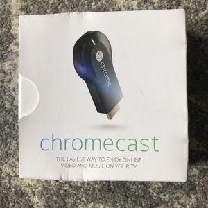 Chromecast for Sale in Greenville, SC