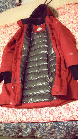 Small ,Make your own heat Columbia Jacket for women for Sale in Pittsburgh,  PA
