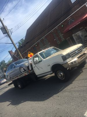 1990 f450 ford tow truck rollback for Sale in Queens, NY