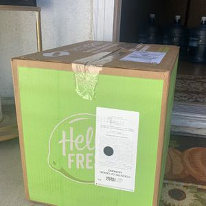 Hello Fresh Box for Sale in Redwood City, CA