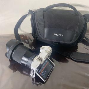 Sony - Alpha a6000 Mirrorless Camera Lens Kit 16 mm for Sale in Arlington, VA