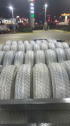 ☆☆ST205/75D15 ☆☆TRAILER TIRES for Sale in San Diego, CA