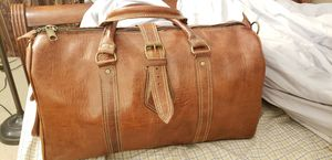 Leather Duffle bag for Sale in Nashville, TN