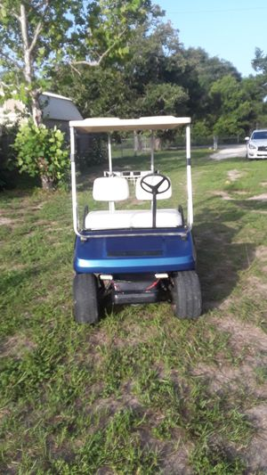Club car ds electric for Sale in Leesburg, FL