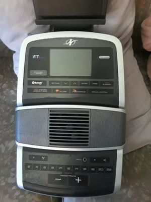 NordicTrack Elliptical Console for Sale in Port Richey, FL