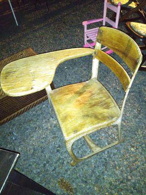 Antique school desk for Sale in Hillsboro, OR