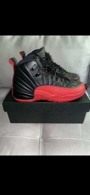 JORDAN 12S SIZE 7Y FOR 110 OBO DONT LOW BALL for Sale in Greensboro, NC