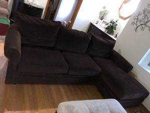 Sectional Couch and Chair for Sale in Elmhurst, IL